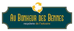Au Bonheur Des Bennes Logo création charte graphique