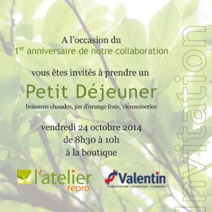 Atelier Repra invitation