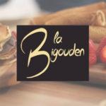 La Bigouden - carte de visite et menu personnalisable
