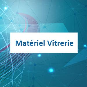 Materiel Vitrerie : site e-commerce et brochure commerciale