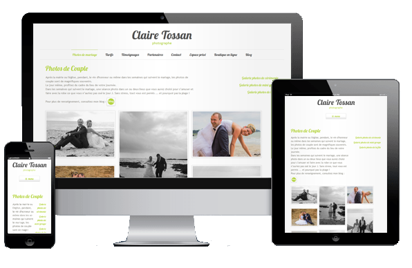 Site web création conception