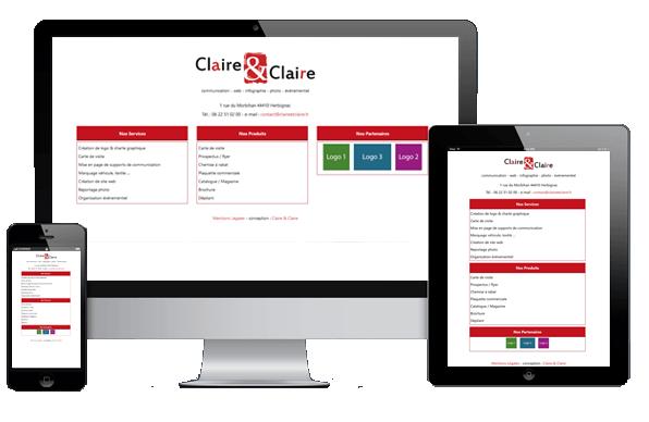 Site web création conception de site web