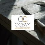 OCEAM - logo panneaux chantier etiquette site web