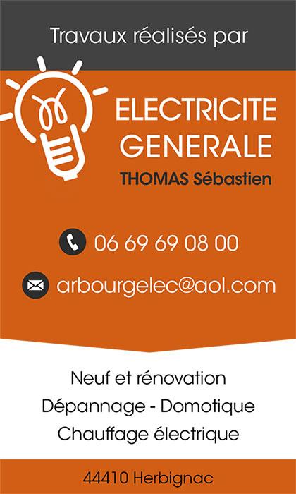 Panneaux de Chantier Electricité Générale
