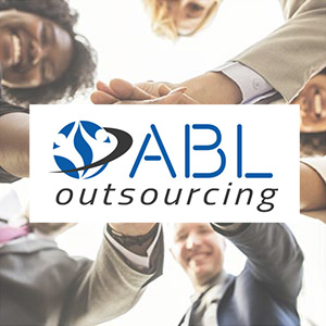 ABL outsourcing - création logo