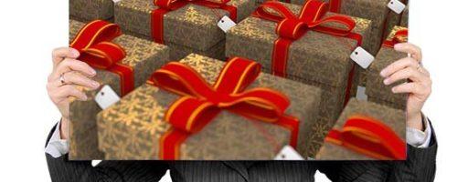 Cadeaux à vos clients et salariés : les règles à respecter