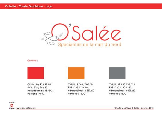 Charte Graphique - Claire & Claire
