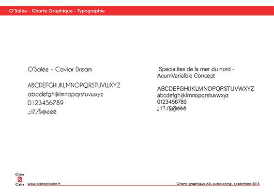 Charte Graphique - Muzillac