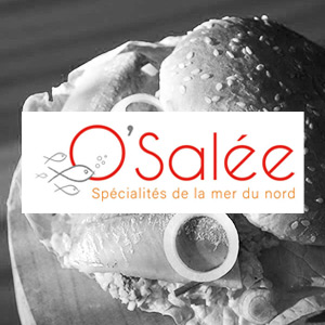 O'Salée - logo logotype