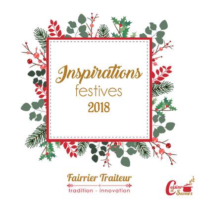 Carte Noel 2018 - mise en page