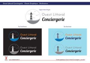 Charte Graphique - utlisation du logo