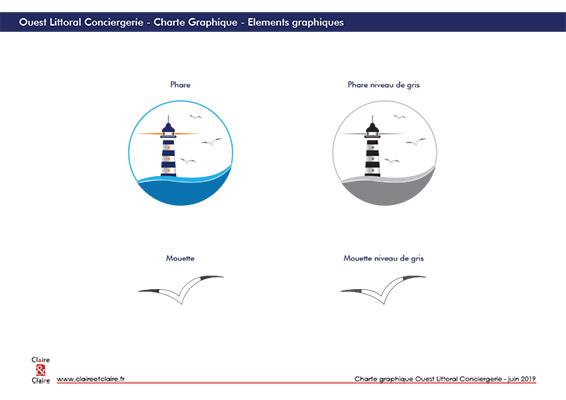 Charte Graphique - éléments graphique