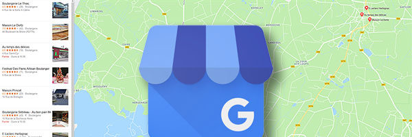 Google My Business : le référencement naturel local