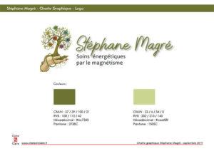 Charte Graphique magnétiseur