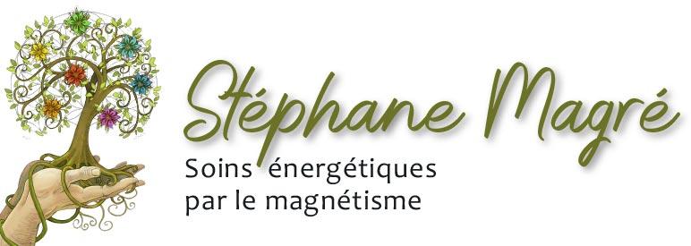 Logo magnétisuer dessin