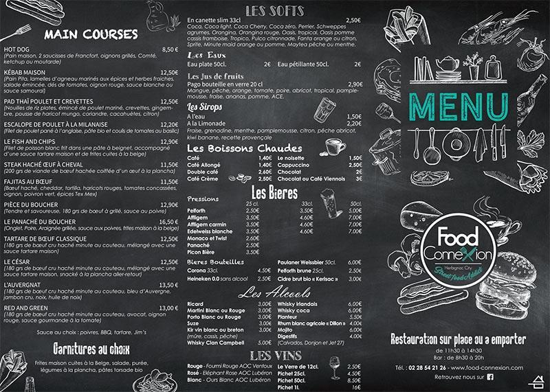 menu 2020 mise en page