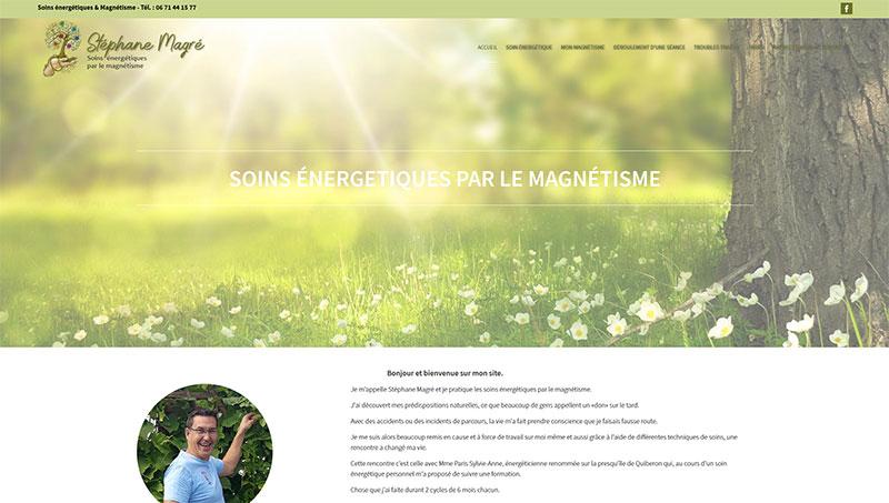 Site Web création référencement