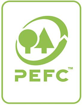 Certification PEFC impression