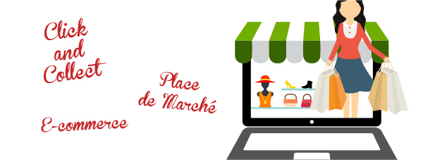 Click And Collect et Ecommerce Claire & Claire