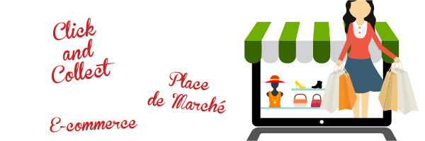 Click and Collect & Commerce en ligne