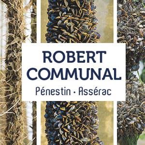 Robert Communal ostreiculteur assérac Claire & Claire