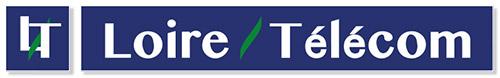 Logo Loire Telecom La Baule création