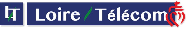 Logo Loire Télécom Vendée déclinaison Claire & Claire