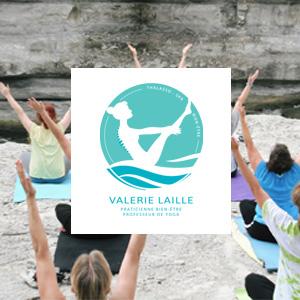 Valerie Laille yoga mise en page Claire & Claire