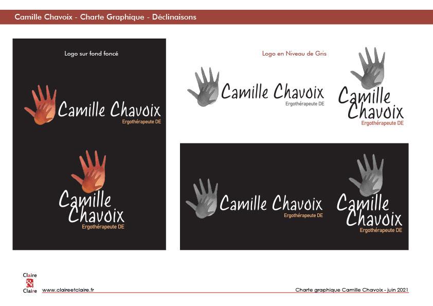 Charte graphqiue logo